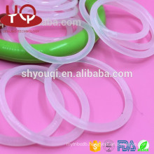 Rubber o ring for thermos o-ring color VMQ Transparent Pressure Gas Liquid Cooker Seals O Rings
